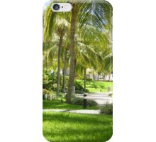 Tropical Pathway... iPhone Case/Skin