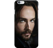 Ichabod and The headless horseman iPhone Case/Skin