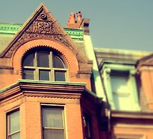 Boston Tops No. 4 by JillianAudrey