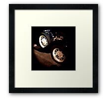 Air and a Spare! Framed Print