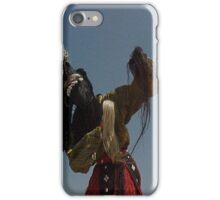 African Stilt Dancer... iPhone Case/Skin
