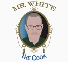 Breaking Bad - Mr.White (The Cook) T-Shirt