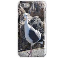 Lonely Seagull... iPhone Case/Skin