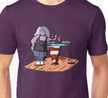 Motor Oil Burger Unisex T-Shirt