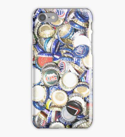 Beer Caps iPhone Case/Skin