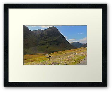 October in Glencoe by Chuck Zacharias