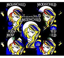 moon child Photographic Print