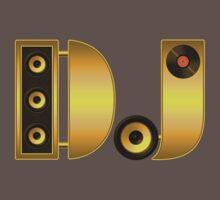 DJ gold One Piece - Short Sleeve
