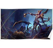 Victorious Elise - League of Legends Poster