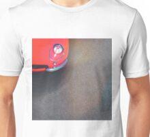 illustration of a vintage ferrari dino Unisex T-Shirt