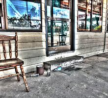 Two chairs. by Ian Ramsay