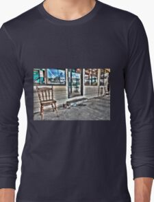 Two chairs. Long Sleeve T-Shirt