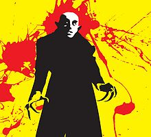 Nosferatu by monsterplanet