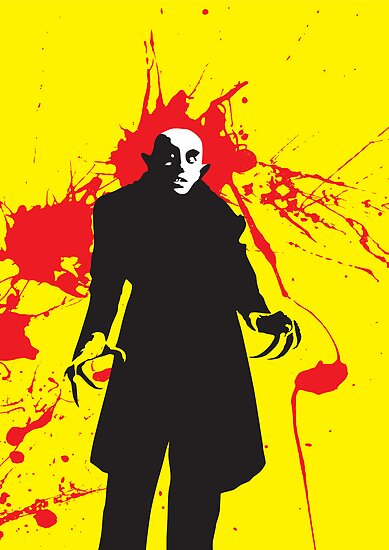 Nosferatu by monsterplanet