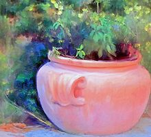 Old Clay Pot by suzannem73