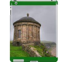 Mussenden Temple, Northern Ireland iPad Case/Skin