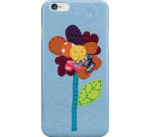 Fabric Flower iPhone Case/Skin