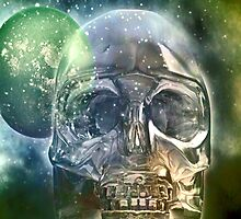 the crystal skull by shadowlea