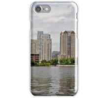 Boston area iPhone Case/Skin
