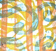 Printmaking Piece 1 by katyork17