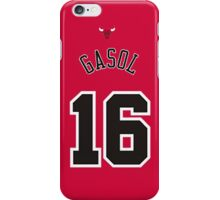 Gasol iPhone Case/Skin
