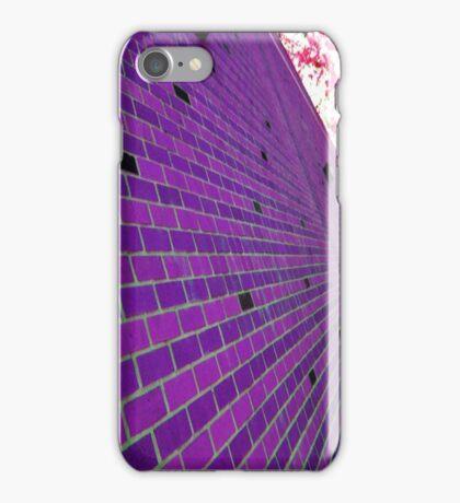 Bricks in a Wall iPhone Case/Skin