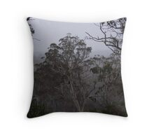 natural bush framing Throw Pillow
