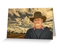 Terry McCoy Greeting Card