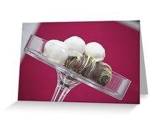 Yummy...Chocolate Greeting Card