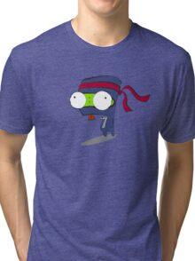 Ninja Gir Tri-blend T-Shirt