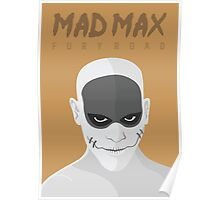 Mad Max War Boy Poster