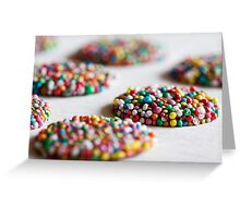 Sweet Freckle Greeting Card