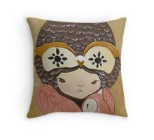 Willow & Foxy Throw Pillow