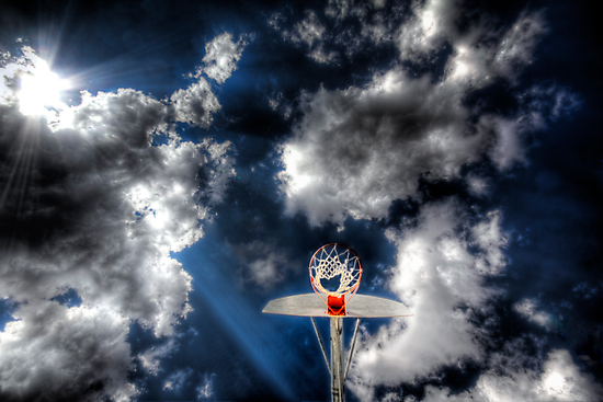 Hoop Dreams by Bob Larson