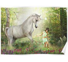Stella and the Unicorn Poster