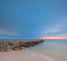 Amity Point - North Stradbroke Island Australia by Beth  Wode