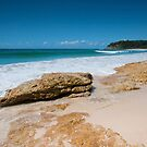 Cylinder Beach, North Stradbroke Is. Australia by Beth  Wode