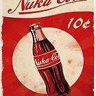 Nuka Cola by Tee-O-Rama