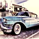 Baby Blue HDR by MKWhite