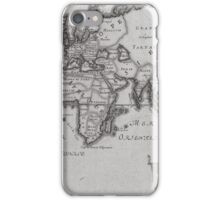 map one iPhone Case/Skin