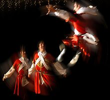 Jump Spin by Ghinita Leontin