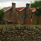 Old Farm House by Joe Mortelliti