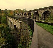 Chirk Aqueduct Powys(3) by lorainek