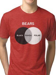 Bears Tri-blend T-Shirt