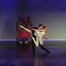 Cinderella  by Alfredo Estrella
