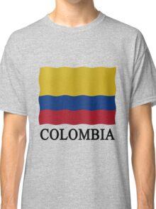 Colombian flag Classic T-Shirt