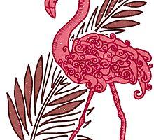 Flamingo by Cagdas Kaya