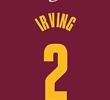 Kyrie Irving by ilRe