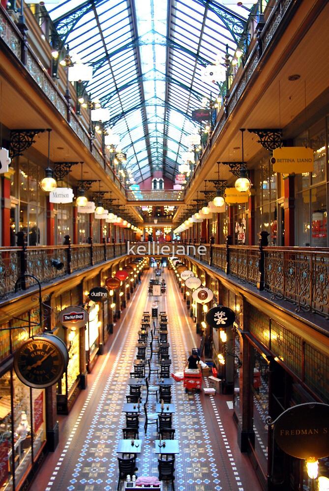 Strand Arcade - Sydney by kelliejane