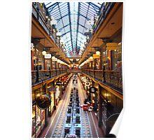 Strand Arcade - Sydney Poster